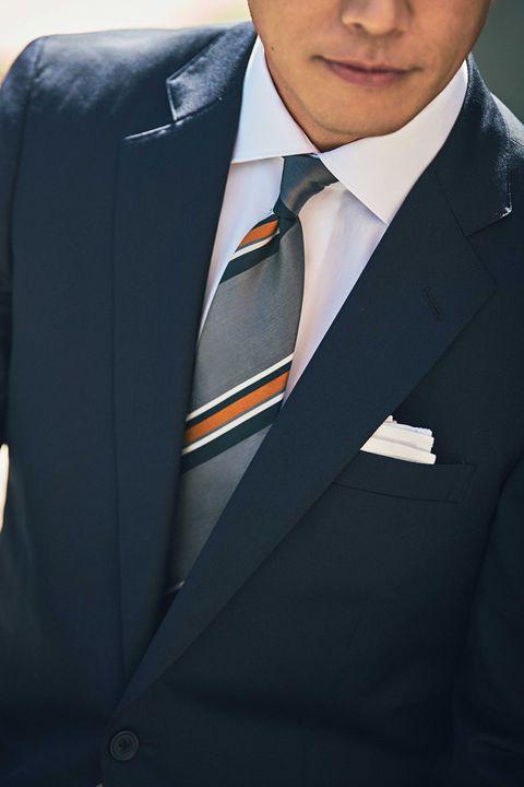 スーツ, サイズ, 着こなし, ファッション
