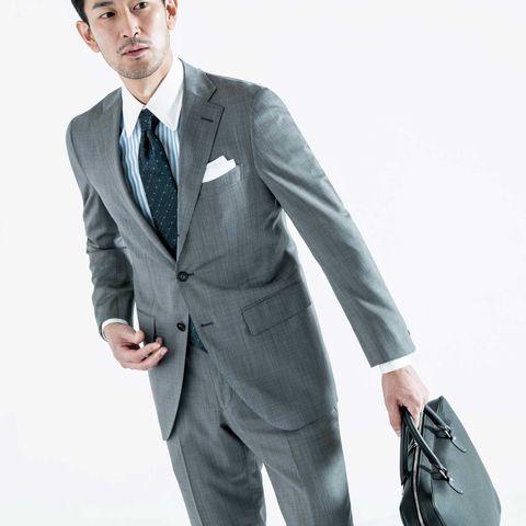 トラッドな大人にふさわしいスーツ、ブリティッシュスタイル編