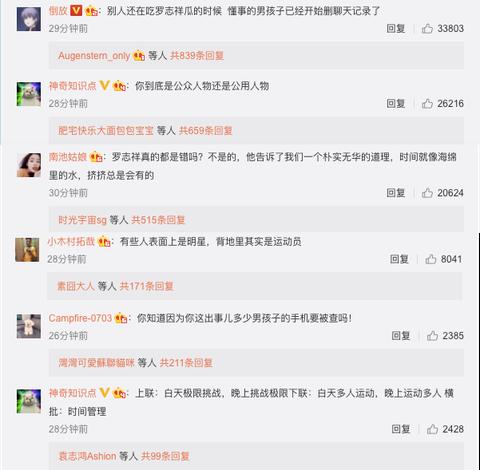 羅志祥回應周揚青約炮、多p指控