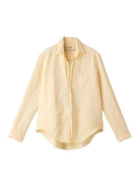 細部にまでこだわりが光るコットンシャツ