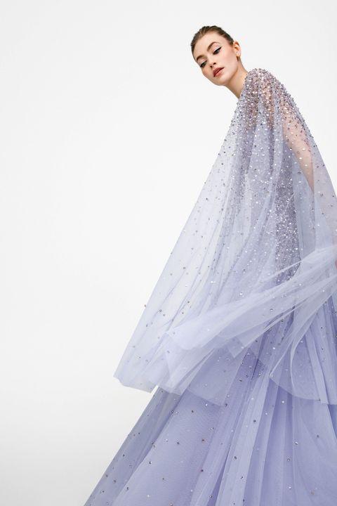 ジェニー・パッカムのカラードレス