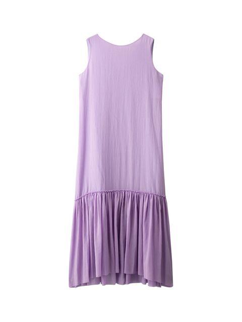 エフォートレスに着こなせるカラードレス