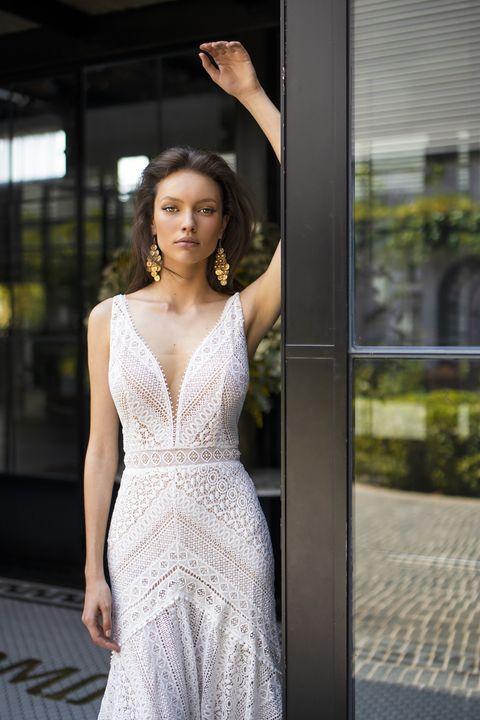 素敵なドレスが知りたい vol3♡ドレスモア「ボーホーシックなレースドレス」編