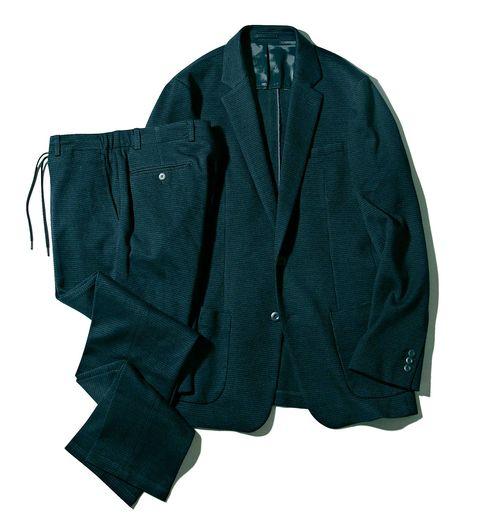 セットアップ, ジャケット, パンツ, 機能派, 好印象, ファッション