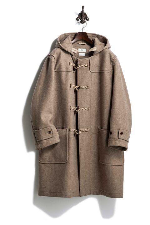 ダッフルコート, コート, 休日,スタイル, 好印象, メンクラ, ファッション