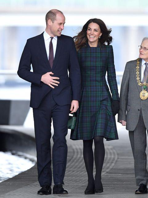 【背が高い!】ウィリアム王子