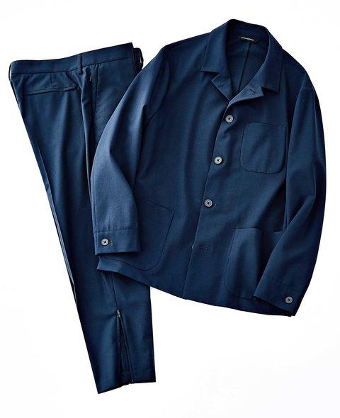 セットアップ, ジャケット,  パンツ , リラックス , ファッション, メンクラ