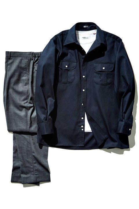 シャツ, 仕事着, ジャケット,  パンツ , ビジネススタイル , ファッション, メンクラ