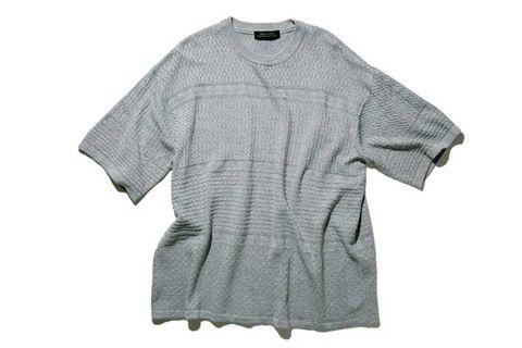 tシャツ , ニット,  ボーダー, パステルカラー ,   ファッション, メンクラ