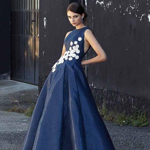 マリアフェリアの女優ドレス