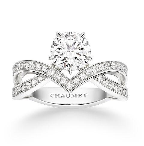 ショーメ の婚約指輪