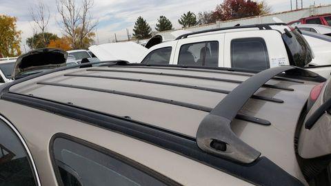 2004 ford taurus station wagon in colorado junkyard