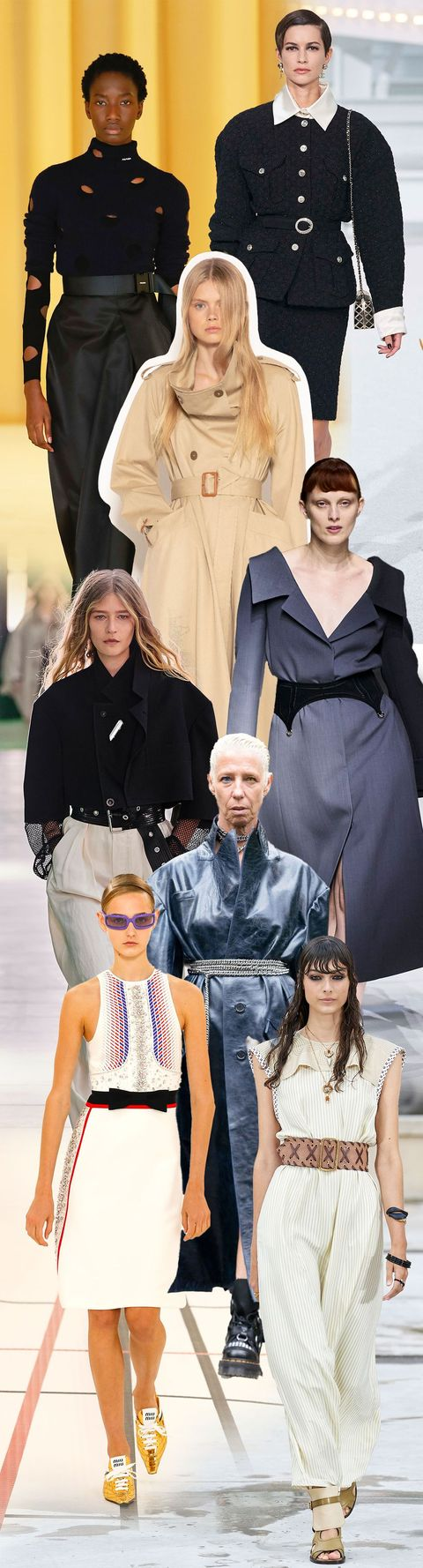 Spring 7 Fashion Trends - Fashion Trends from Spring 7