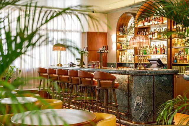 ristorante roma beverly, the hoxton