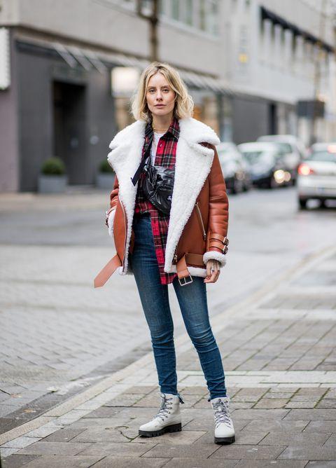 reputable site 03f3d a9b63 Camicia a quadri: il check è cool per gli outfit inverno 2019