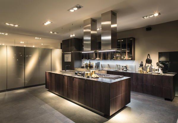 Le cucine moderne di valdesign dettagli e finiture