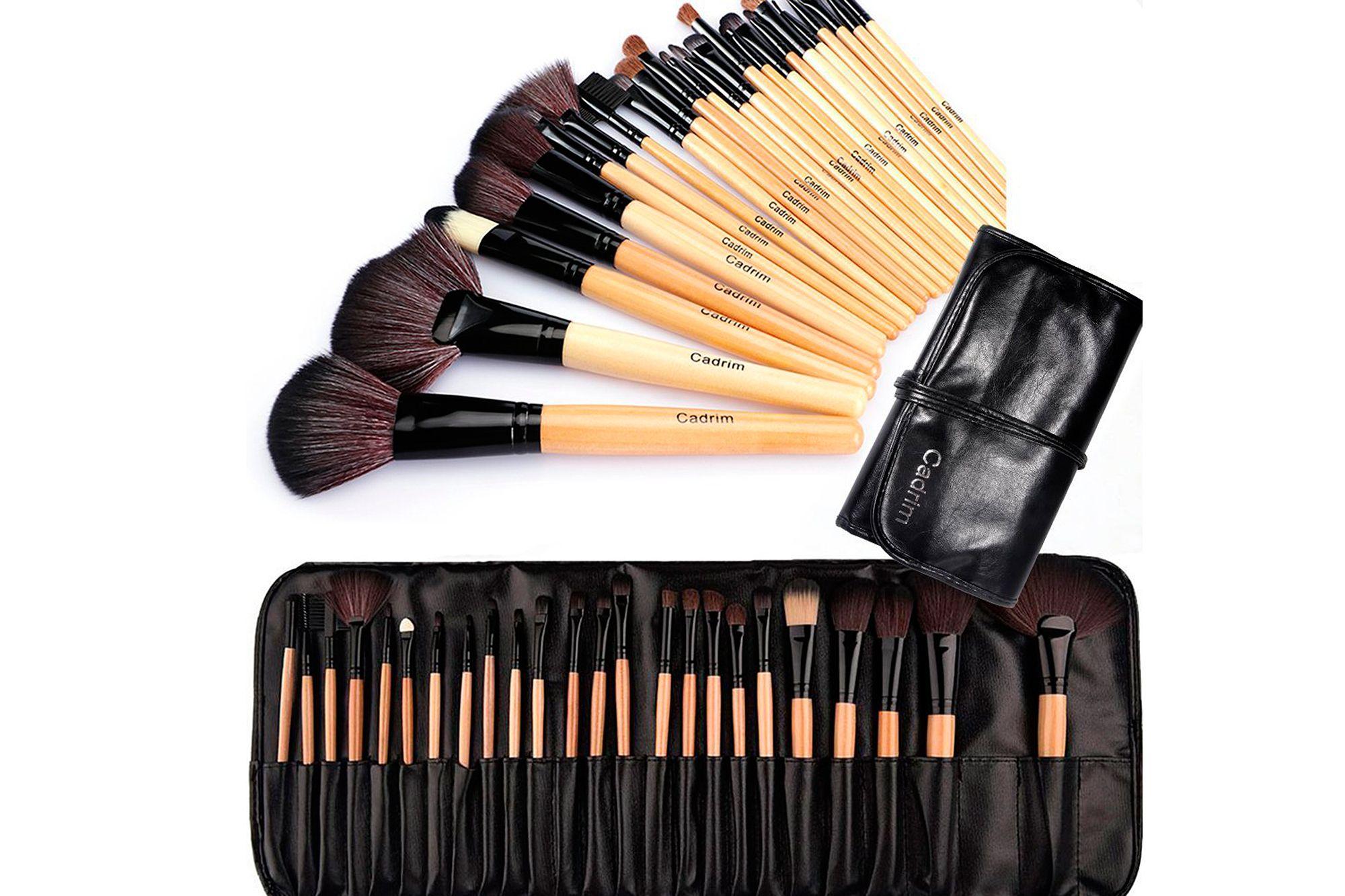 Brochas de maquillaje de Amazon