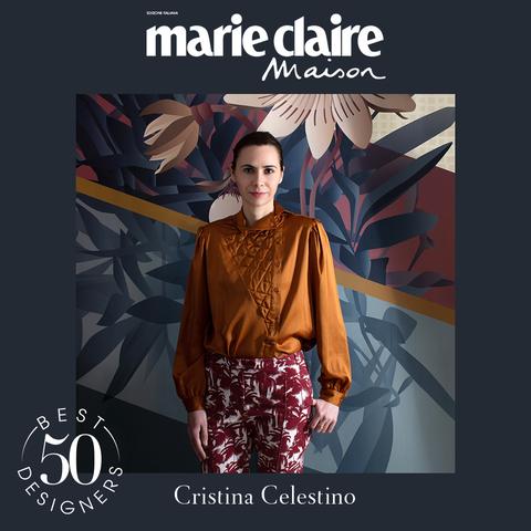 chiara cadeddu, cristina celestino, design, best designer 50, marieclaire maison italia, aprile 2021
