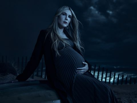 american horror story double feature — pictured lily rabe as doris gardner  cr frank ockenfelsfx