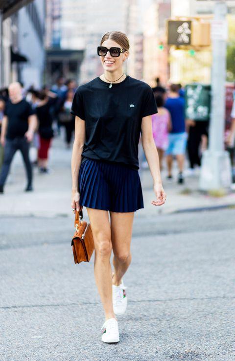 online store e30f0 2a75e Gonne a ruota corte: 10 outfit moda estate 2018