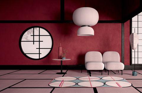 design, patrizia piccinini, marieclaire maison italia, marzo 2021