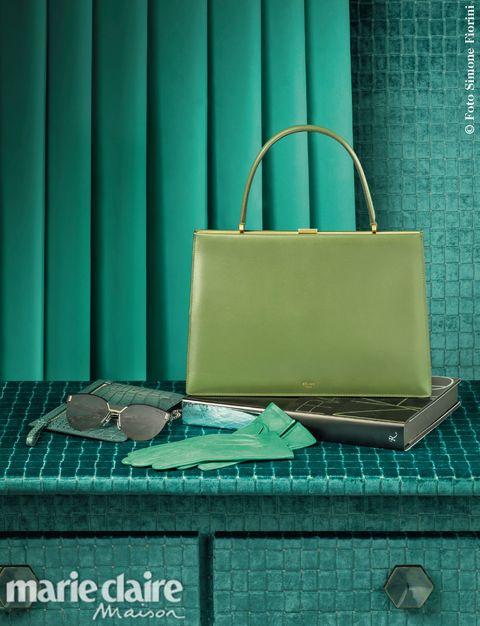 Green, Handbag, Bag, Turquoise, Birkin bag, Fashion accessory, Tote bag, Material property, Kelly bag, Luggage and bags,