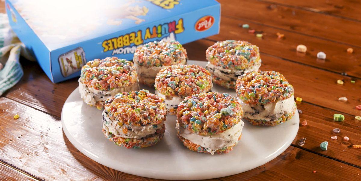 03 marshmallow fruity pebbles ice cream sandwiches 02 1588705448 jpg?crop=1 00xw:0 892xh;0,0&resize=1200:*.