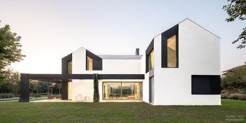 Casa HHCR, Studio NatOffice, Corticella, Modena