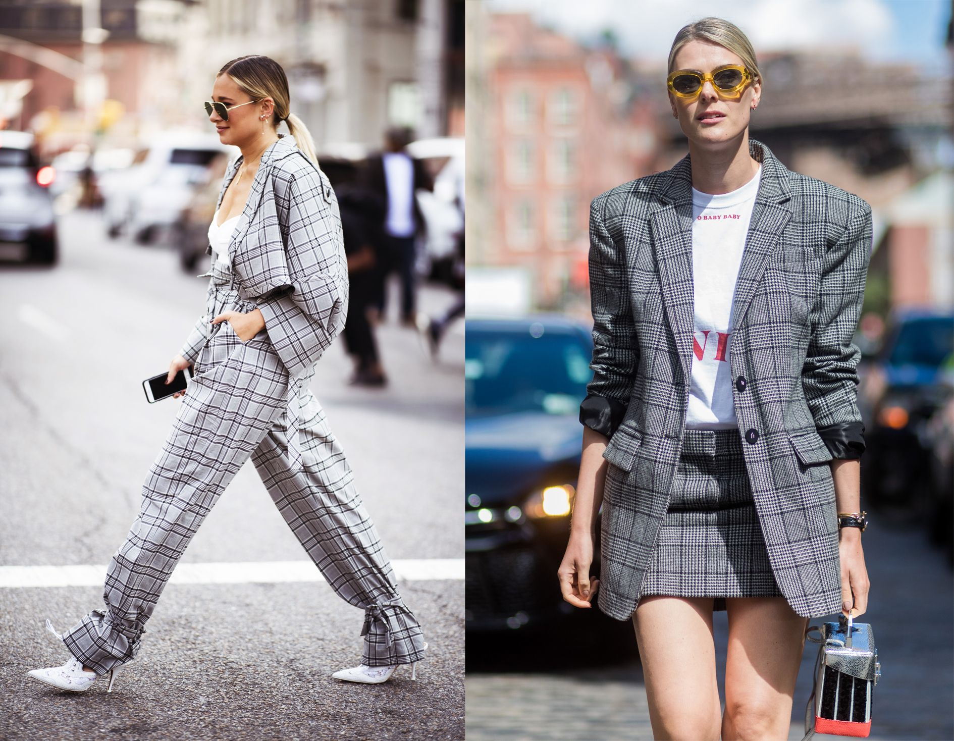 Blazer principe di Galles | Tendenze moda, Moda