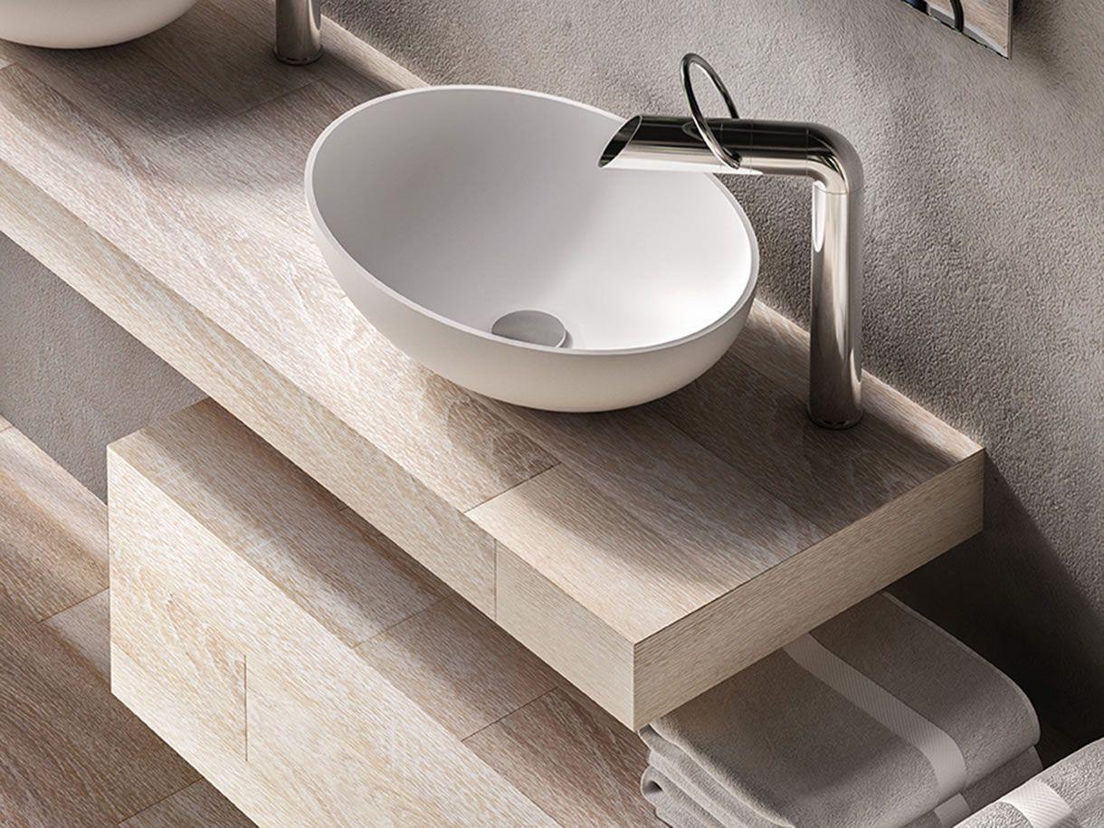 rivestimenti legno per bagno itlas