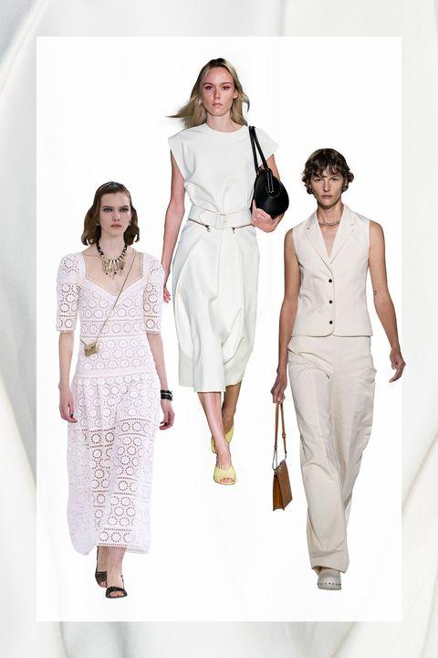 トレンド ファッション 春 2021