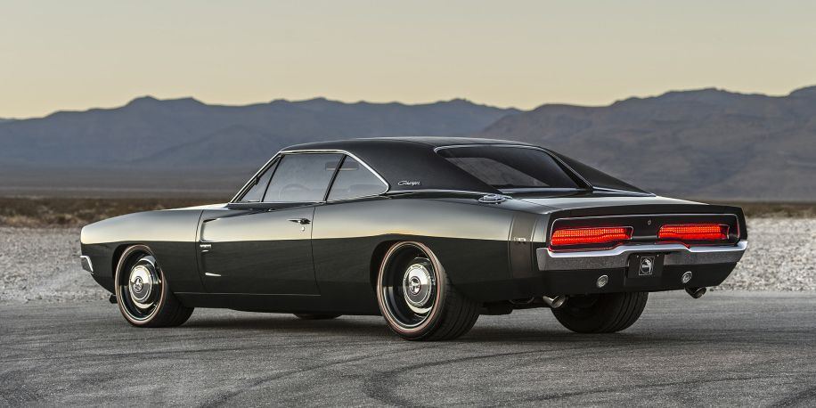 The Ringbrothers First Mopar Could Make Dom Toretto Jealous