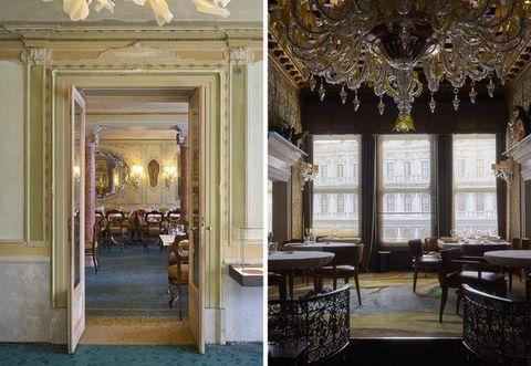 Il ristorante quadri di venezia riapre con gli interni for Ristorante amo venezia