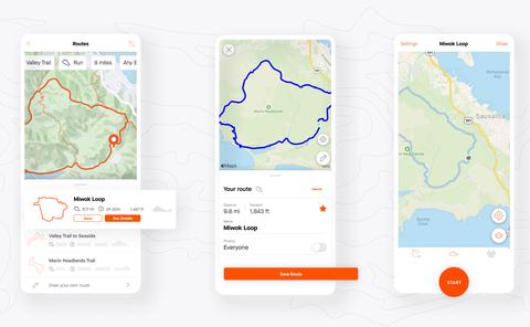 strava, routes, routebouwer, fietsen, hardlopen, bicycling
