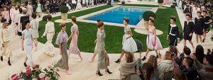 Chanel 2019春夏高級訂製服大秀