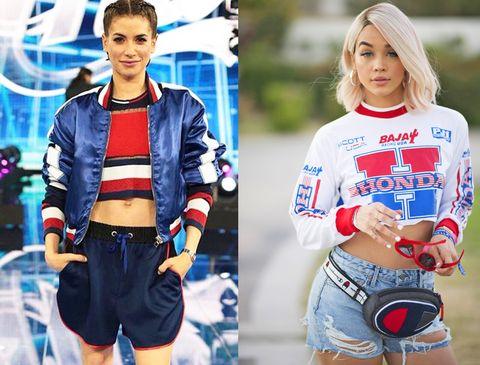 Il top crop è un capo di abbigliamento sempre trendy, guarda le immagini della gallery e scopri le tendenze moda per l'estate 2018, scopri come abbinarlo per i tuoi outfit estivi.