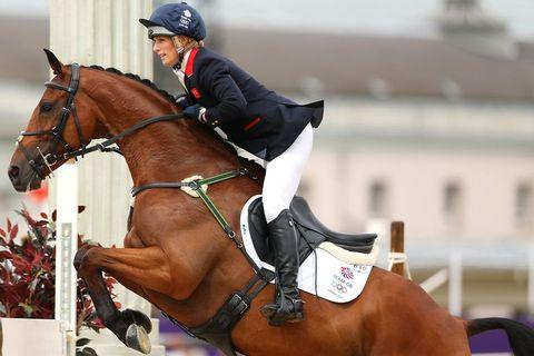 i componenti della royal family campioni olimpici