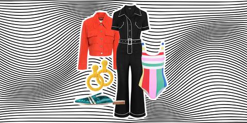 Orange, Clothing, Yellow, Illustration, Line, Graphic design, Fashion illustration, Font, T-shirt, Art,