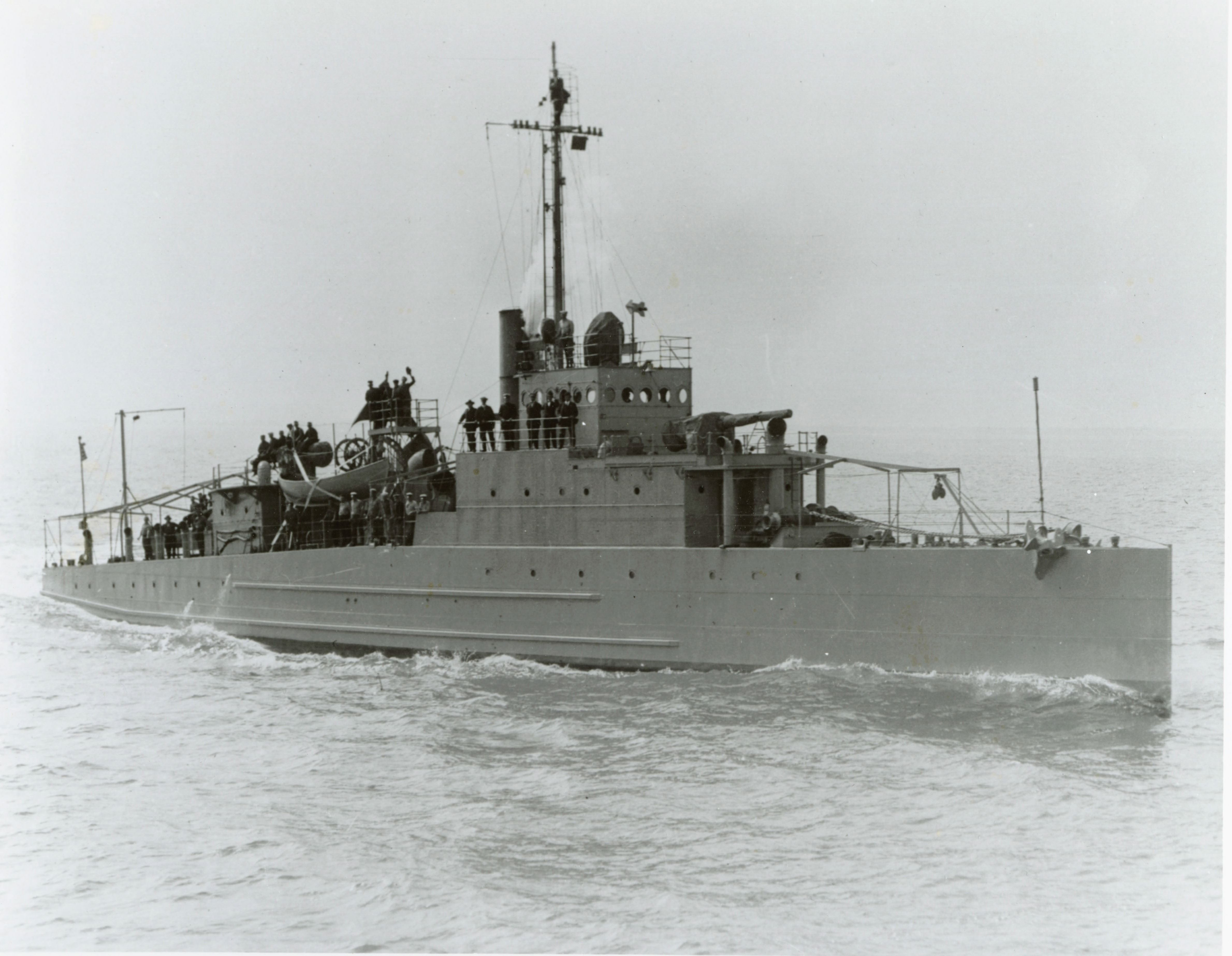 Sunk in the Final Days of WWII, a U.S. Patrol Boat Is Found Off the Coast of Maine