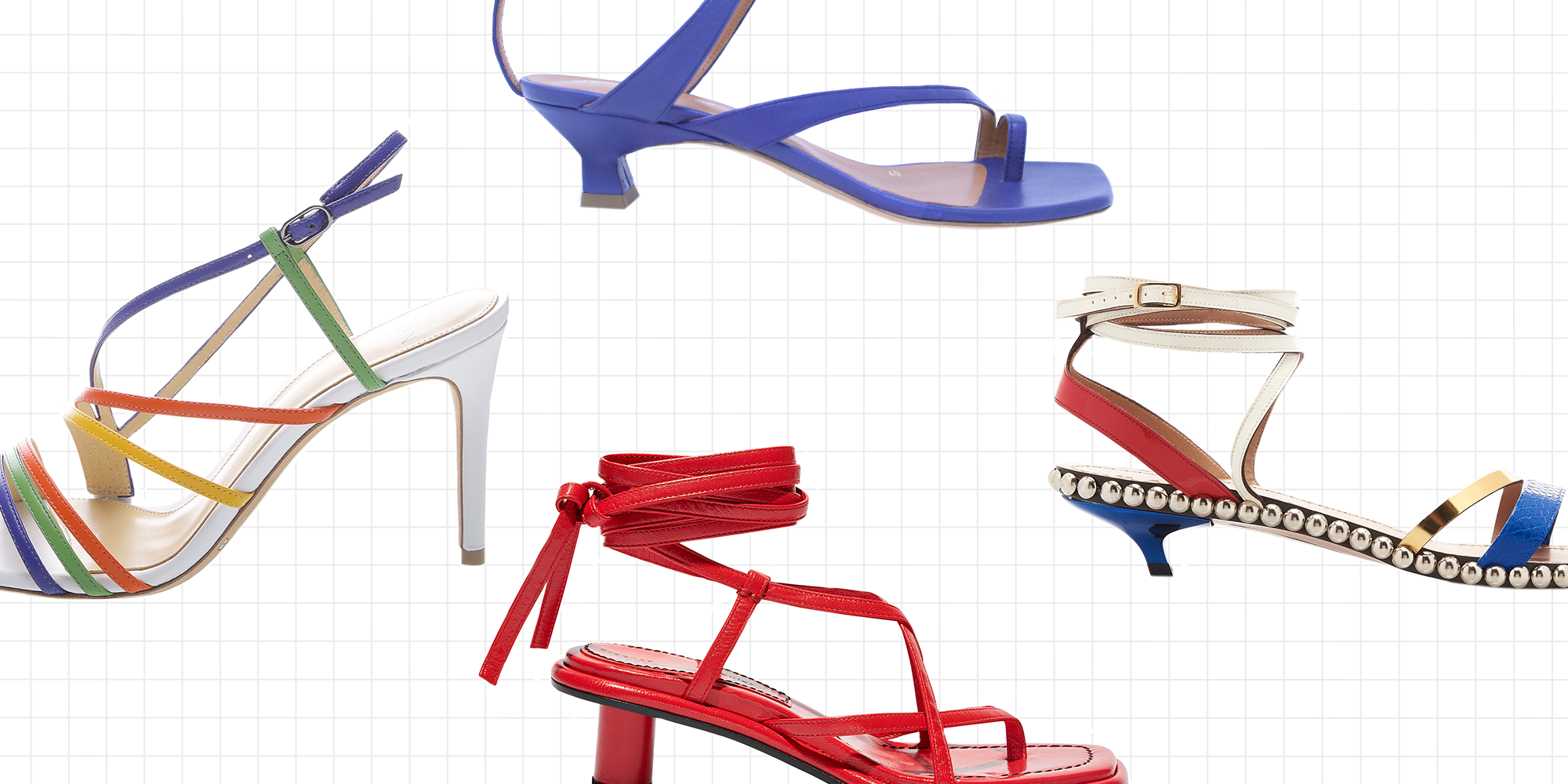 The Best Strappy Sandals to Buy for Spring