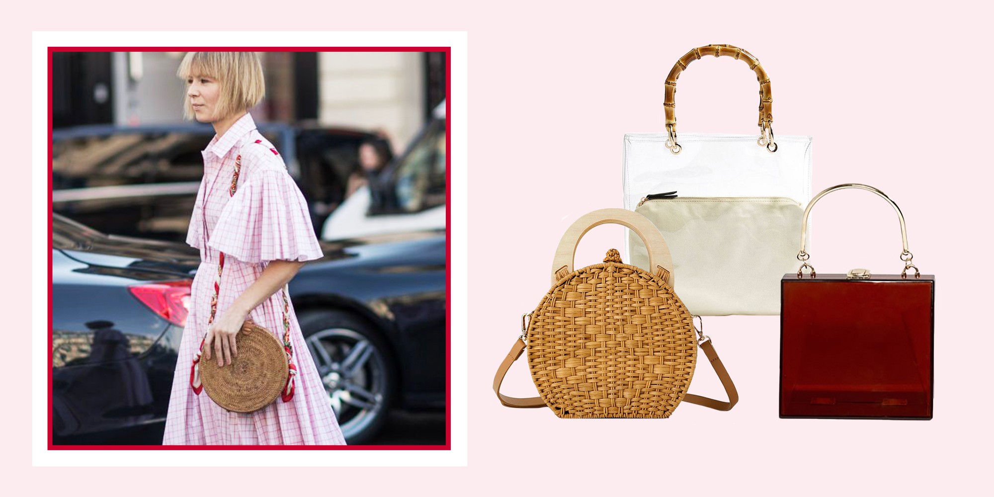 13 New Spring Handbags for Women That Are Under $50
