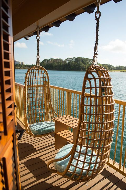 Swing, Property, Chair, Porch, Room, Furniture, Home, Real estate, Deck, House,