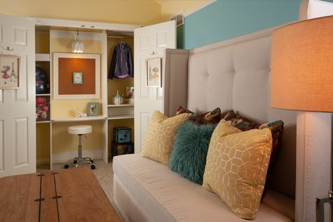 example of a small space that is maximized