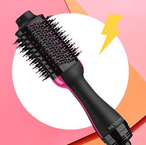 hair brush blow dryer