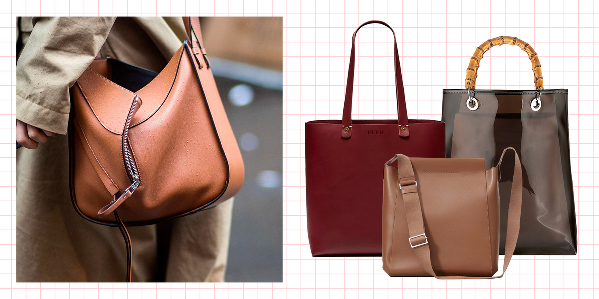 Nothing+is+as+chic+or+versatile+as+roomy+leather+tote,+and+