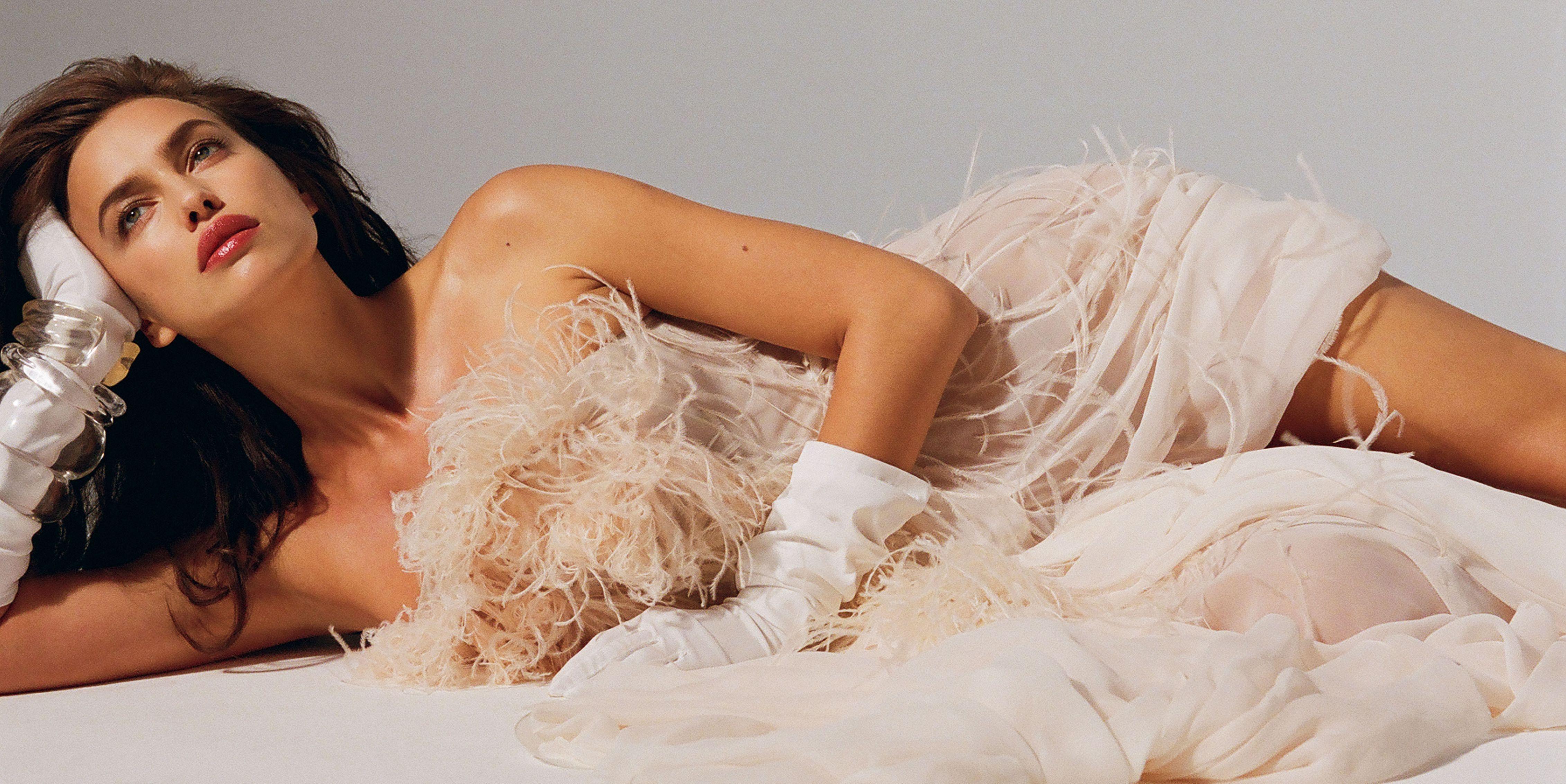 Irina Shayk CR Fashion Book New York Fashion Week