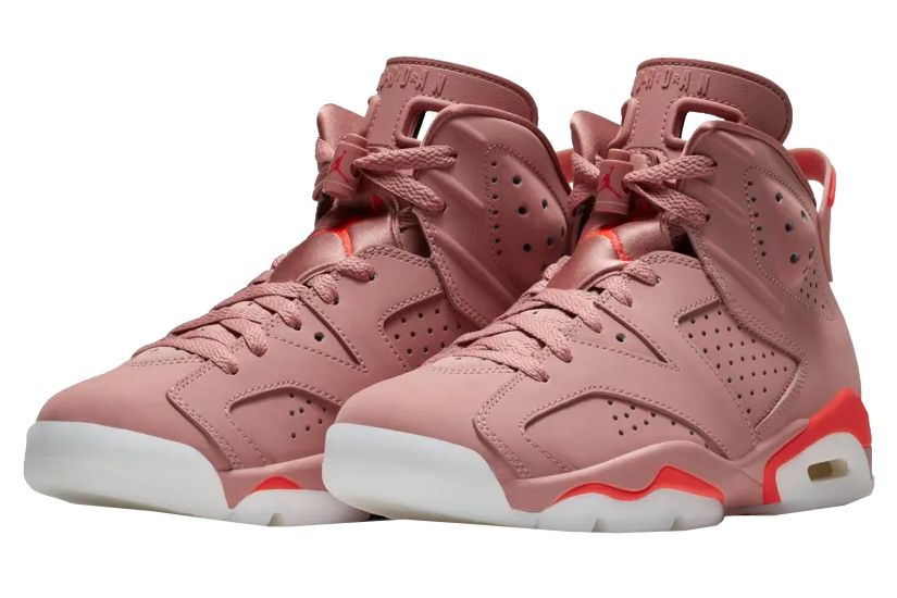 "Air Jordan x Aleali May 6 ""Rust Pink"""