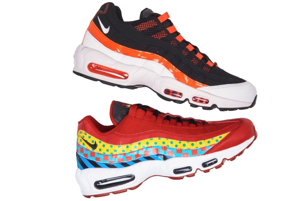 "Nike Air Max 95 ""Baltimore Home & Away"""