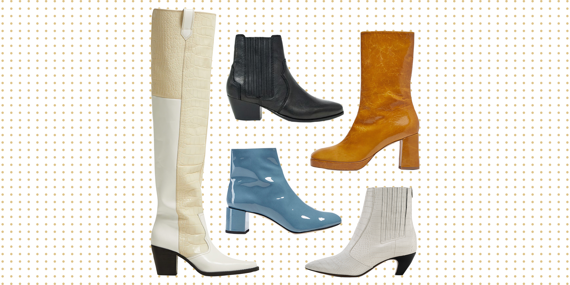 These boots are made for walkin' (and Instagrammin').