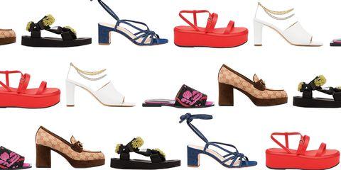 Footwear, High heels, Sandal, Shoe, Clip art,